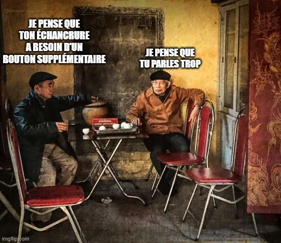 Francophone Week Meme Contest Winner