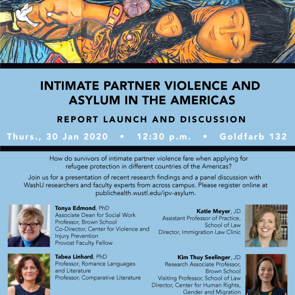 Intimate Partner Violence and Asylum in the Americas: Canada, Chile, Mexico, Peru