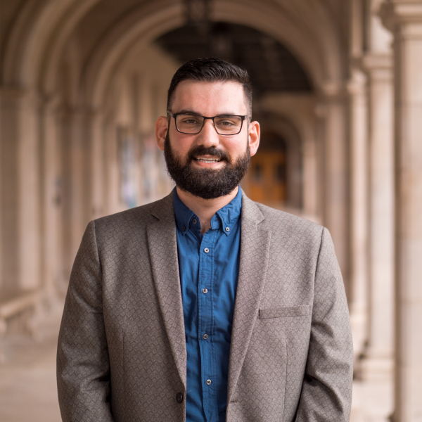 Juan Manuel Ramírez Velázquez Wins Research Fellowship at the University of Tulsa