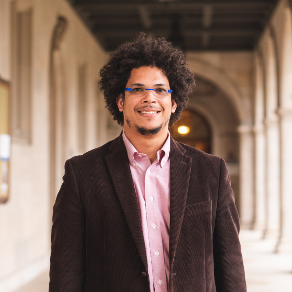 Assistant Professor Miguel Valerio selected as 2021 Career Enhancement Fellows at The Institute for Citizens & Scholars