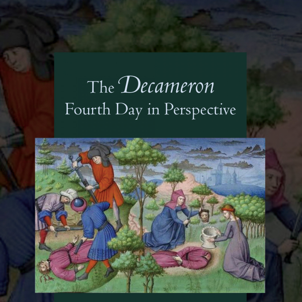 Professor Michael Sherberg publishes The Decameron Fourth Day in Perspective