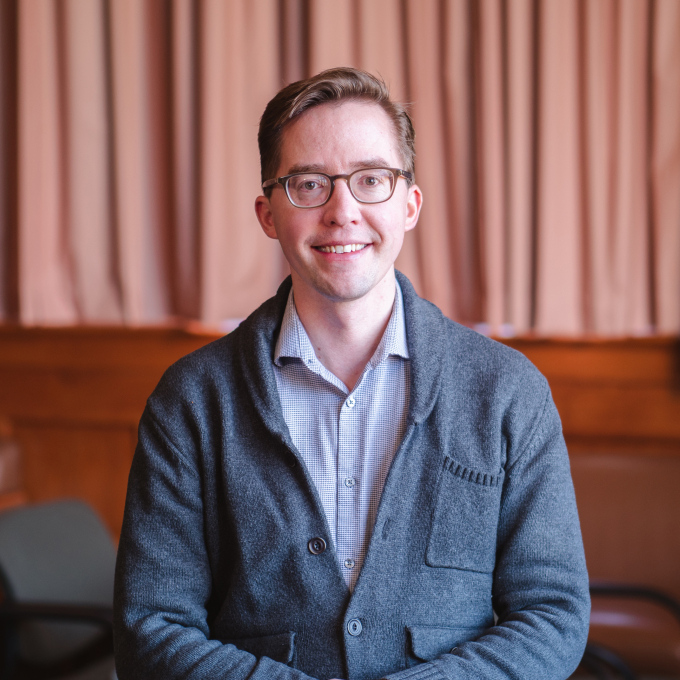 Headshot of Erik Nesse