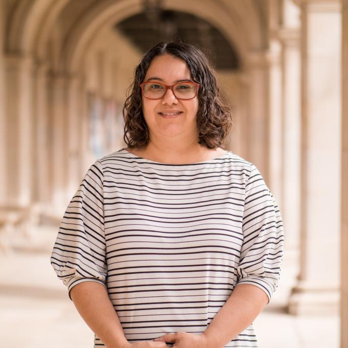 Headshot of Soledad Mocchi Radichi